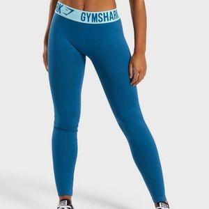 Gymshark Fit Leggings Blue